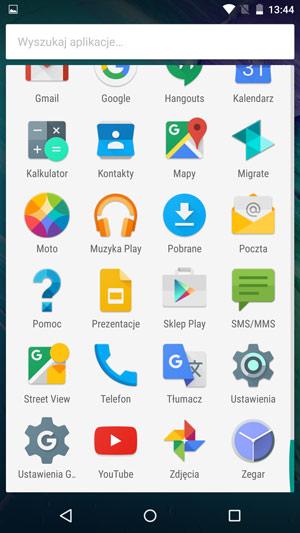 Motorola Moto X Style - aplikacje 2