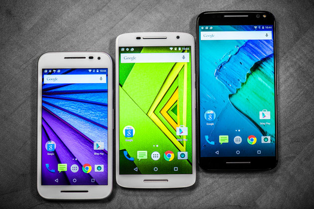 Dobry smartfon z Androidem Motorola Moto