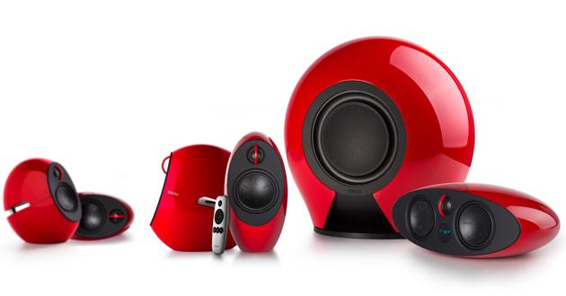 Edifier E255 - test głośników