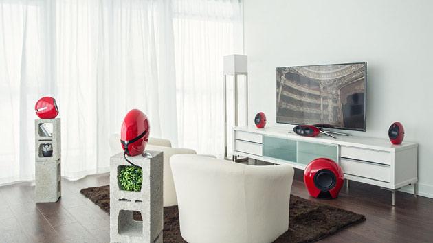 Edifier E255 - głośniki do salonu