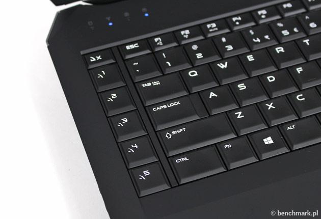 Dell Alienware 17 klawisze programowalne