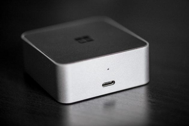 Microsoft HD-500 - przód