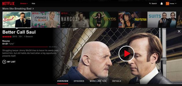 Netflix w PL