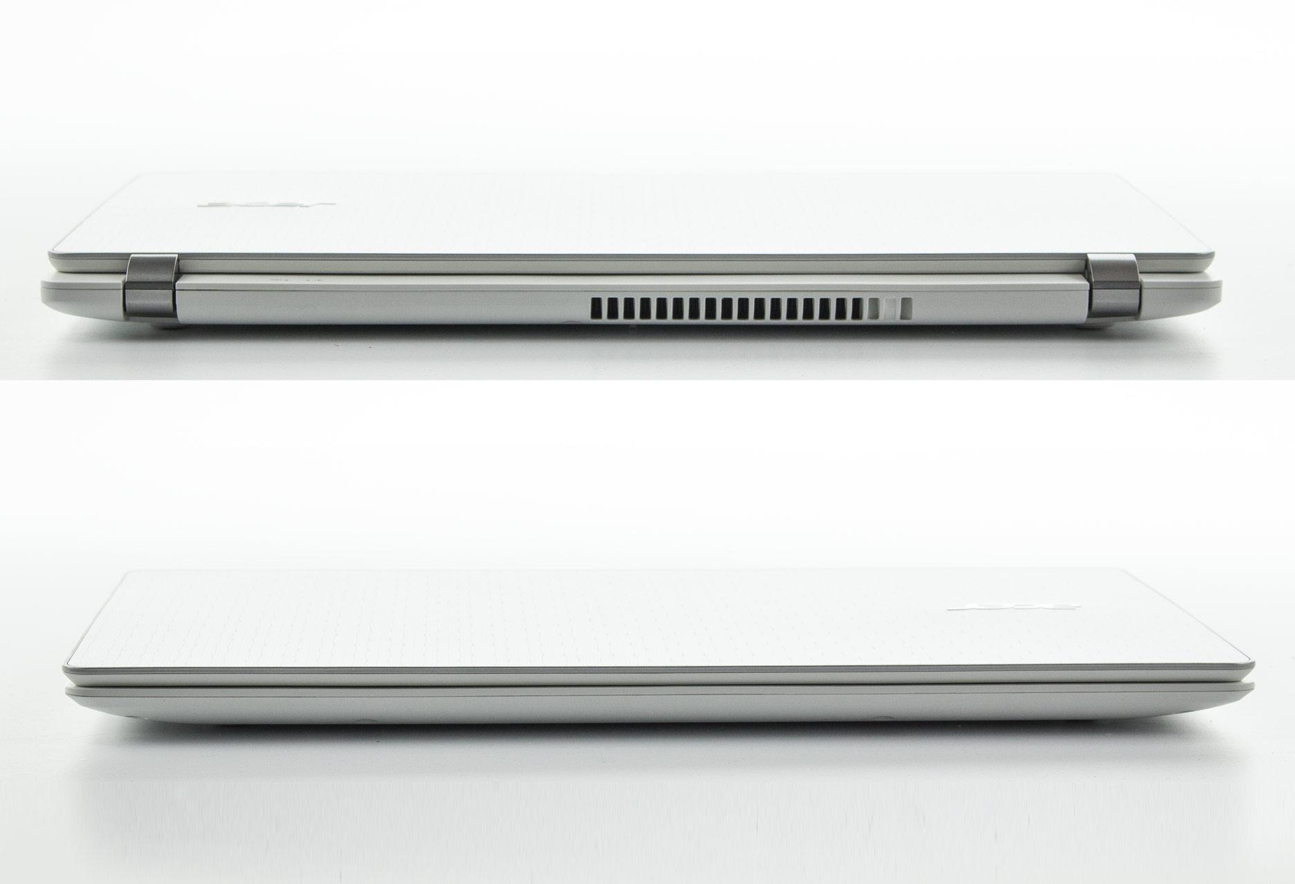 Acer Aspire V3-371-55EH przód i tył