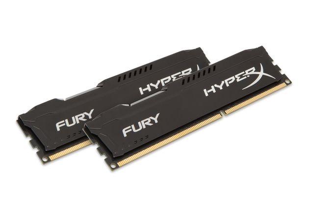Kingston HyperX Fury pamięć DDR3 RAM