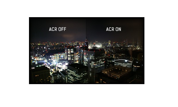 ACR - Advanced Contrast Ratio