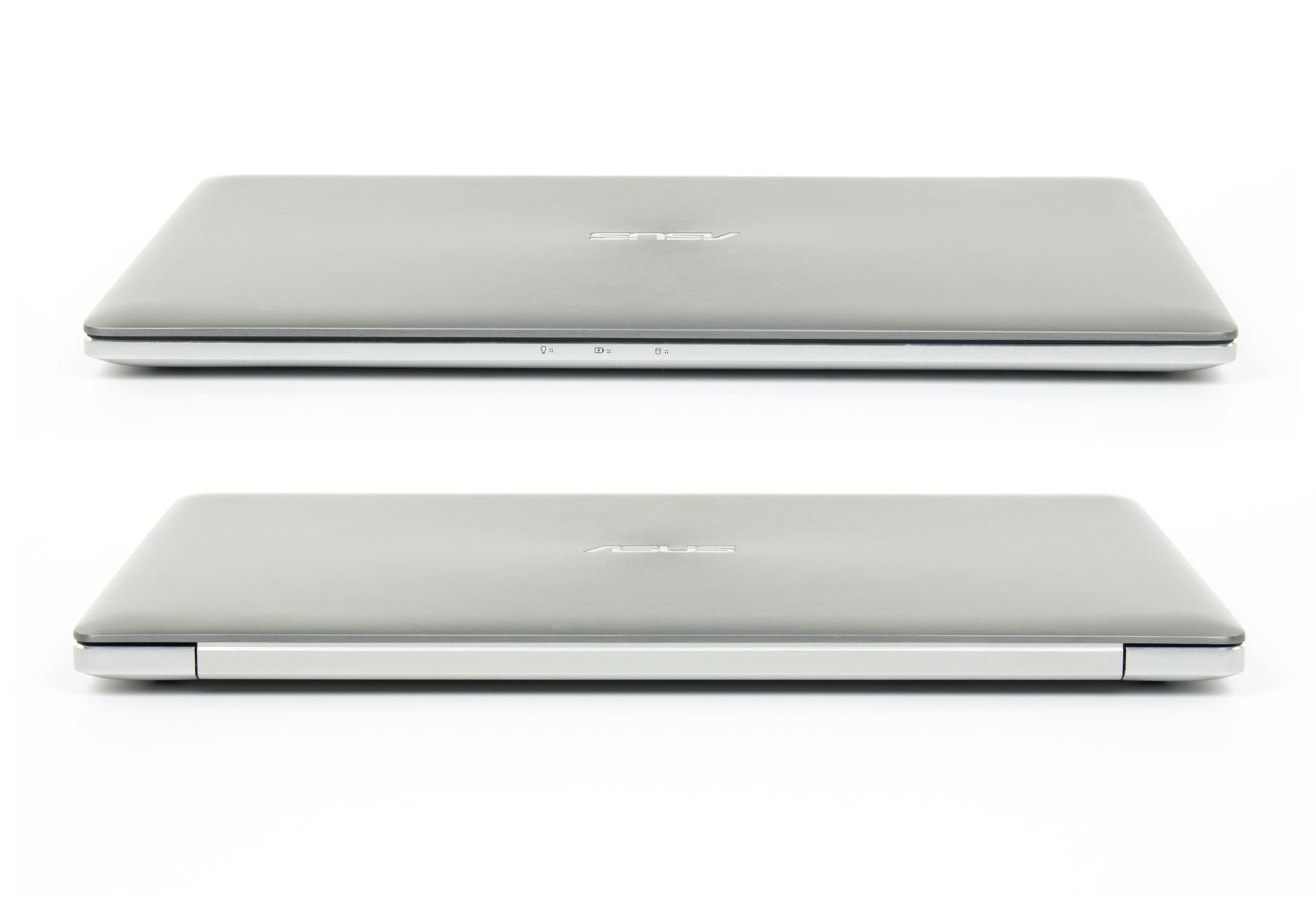 Asus Zenbook Pro UX501 przód i tył