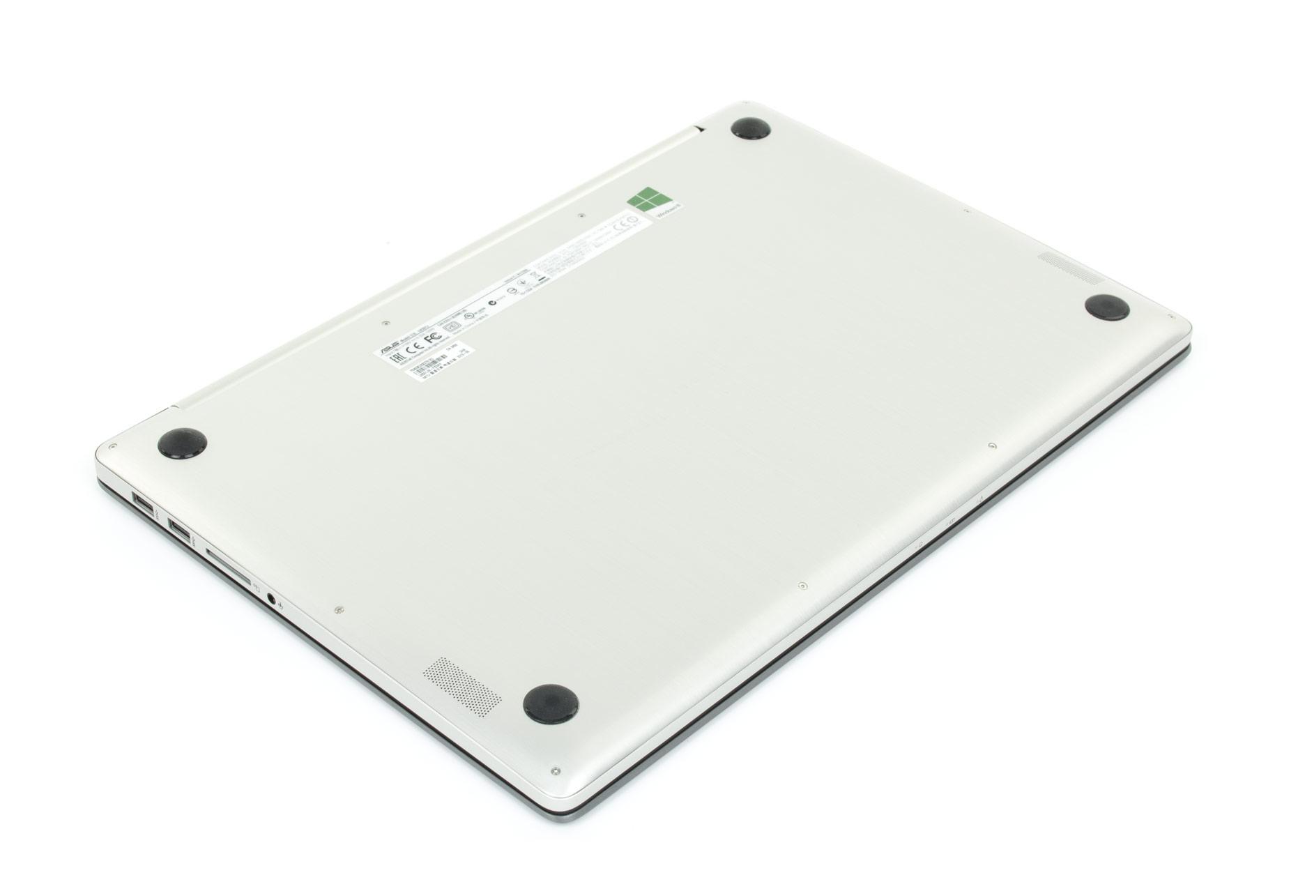 Asus Zenbook Pro UX501 spód obudowy