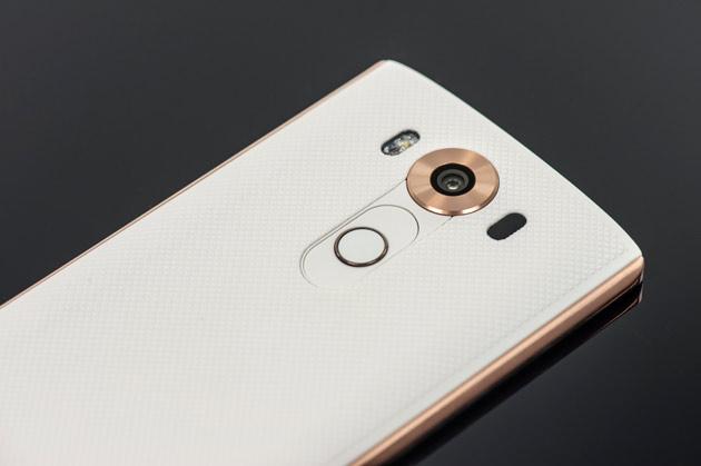 LG V10 - test smartfona