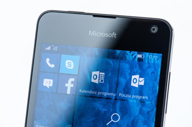 Microsoft Lumia 650 - test, recenzja, cena