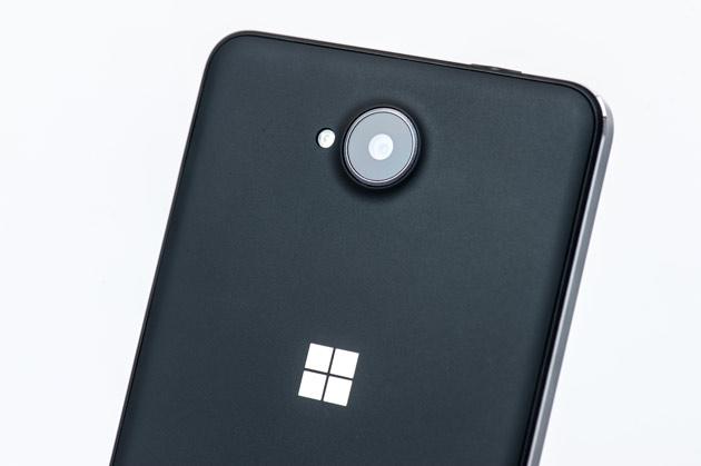 Microsoft Lumia 650 - tył