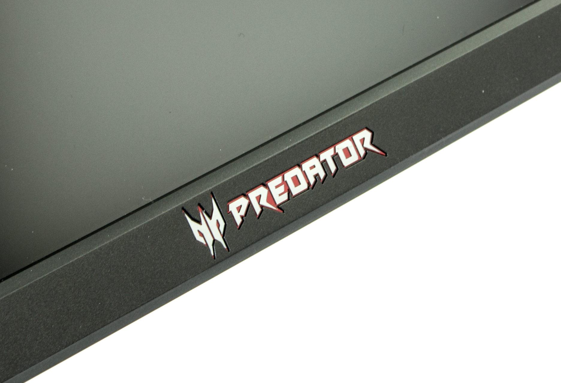Acer Predator XB271HUbmiprz logo Predator