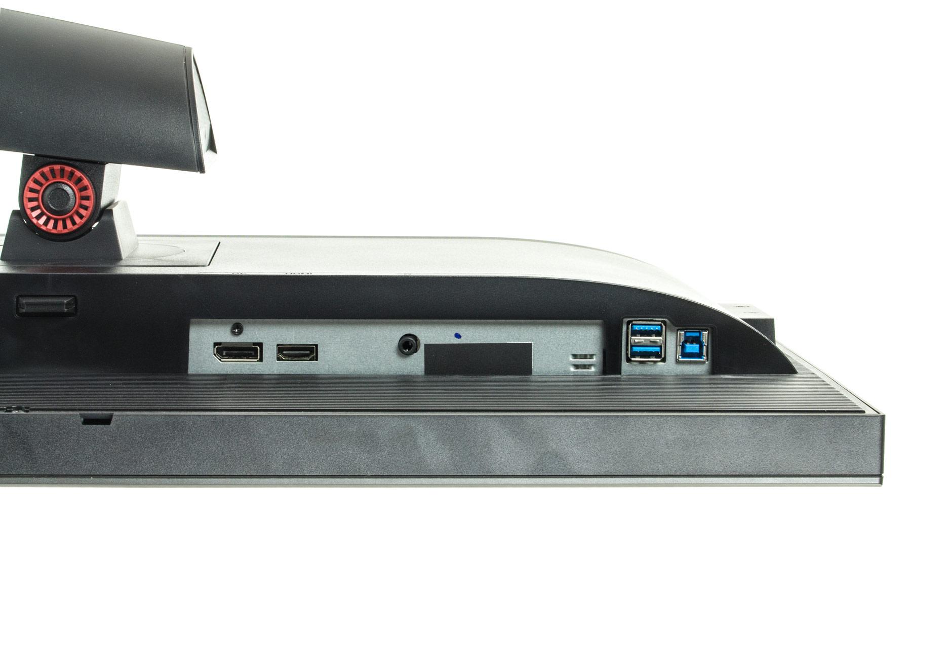 Acer Predator XB271HUbmiprz złącza wideo