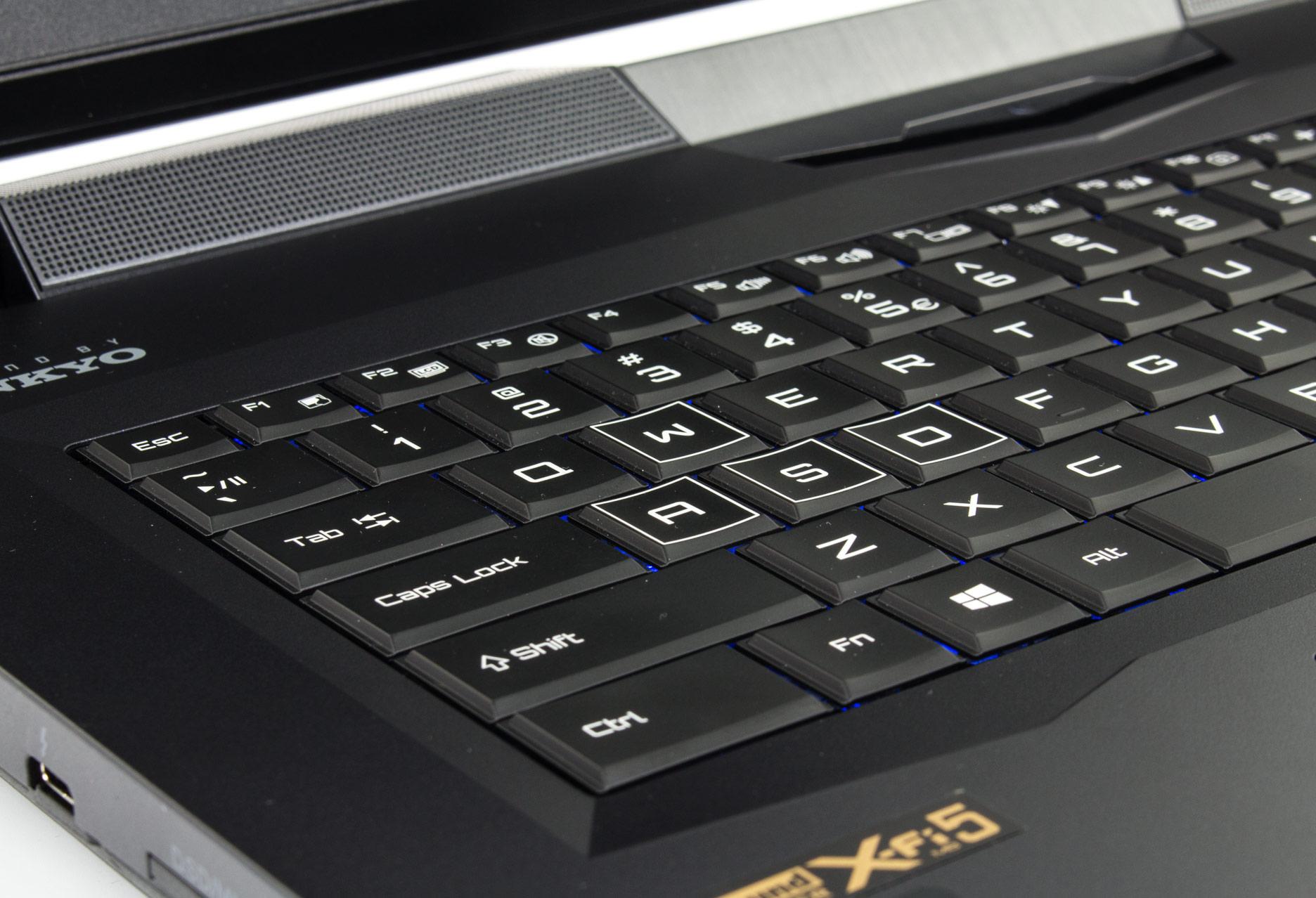 Hyperbook X77DM-G WASD