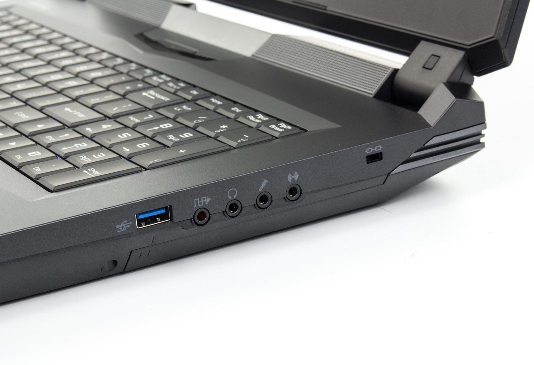 Hyperbook X77DM-G prawy bok