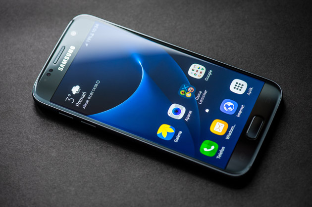 Galaxy S7 - obudowa smartfona