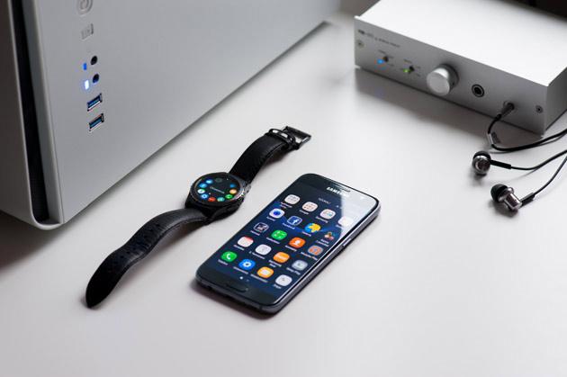 Galaxy S7 i Gear S2