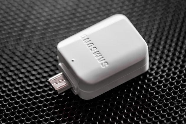 Samsung Galaxy S7 - przejściówka USB