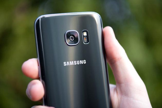 Samsung Galaxy S7 - kamera tylna