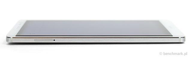 Huawei Mate 8 smartfon lewy bok