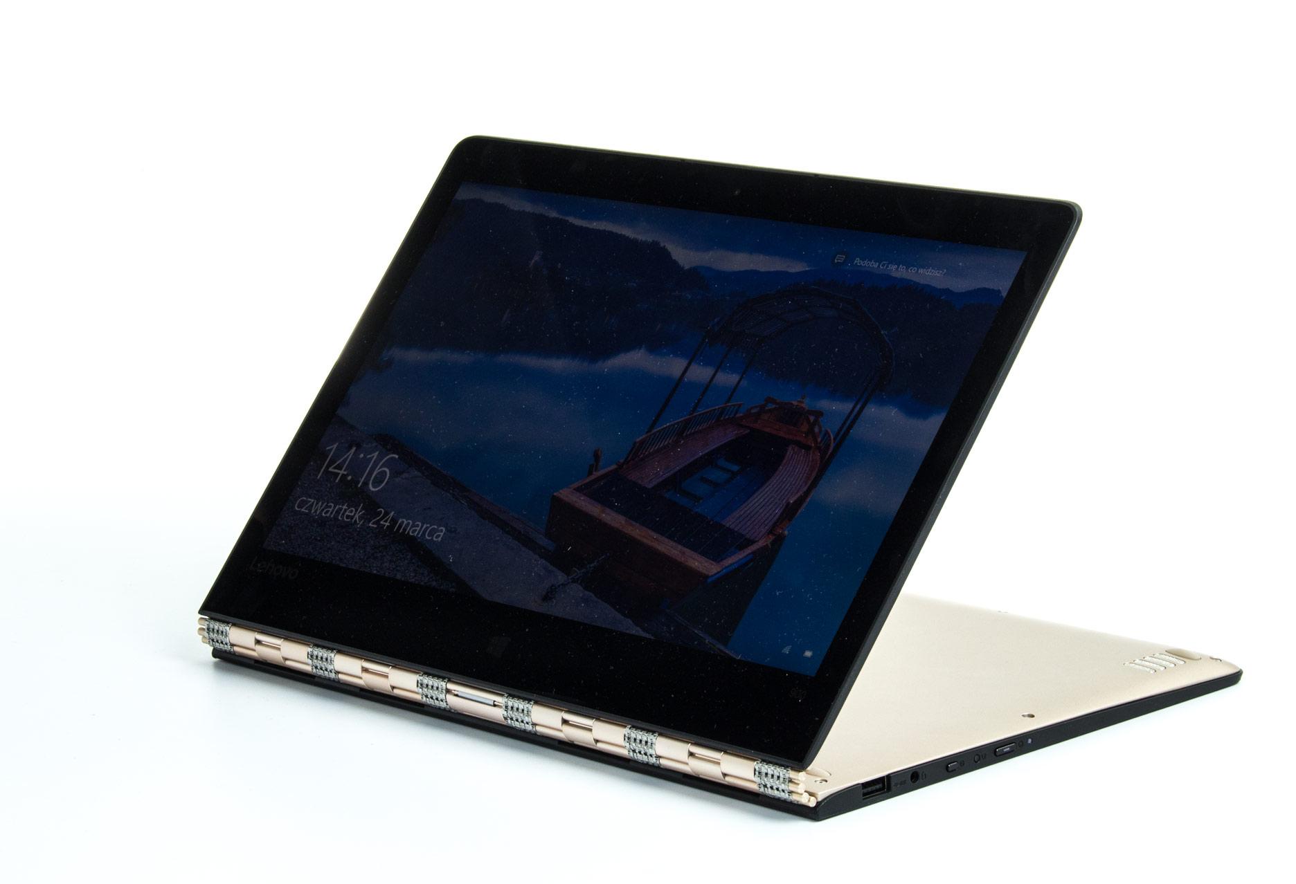 Lenovo Yoga 900 tryb kinowy