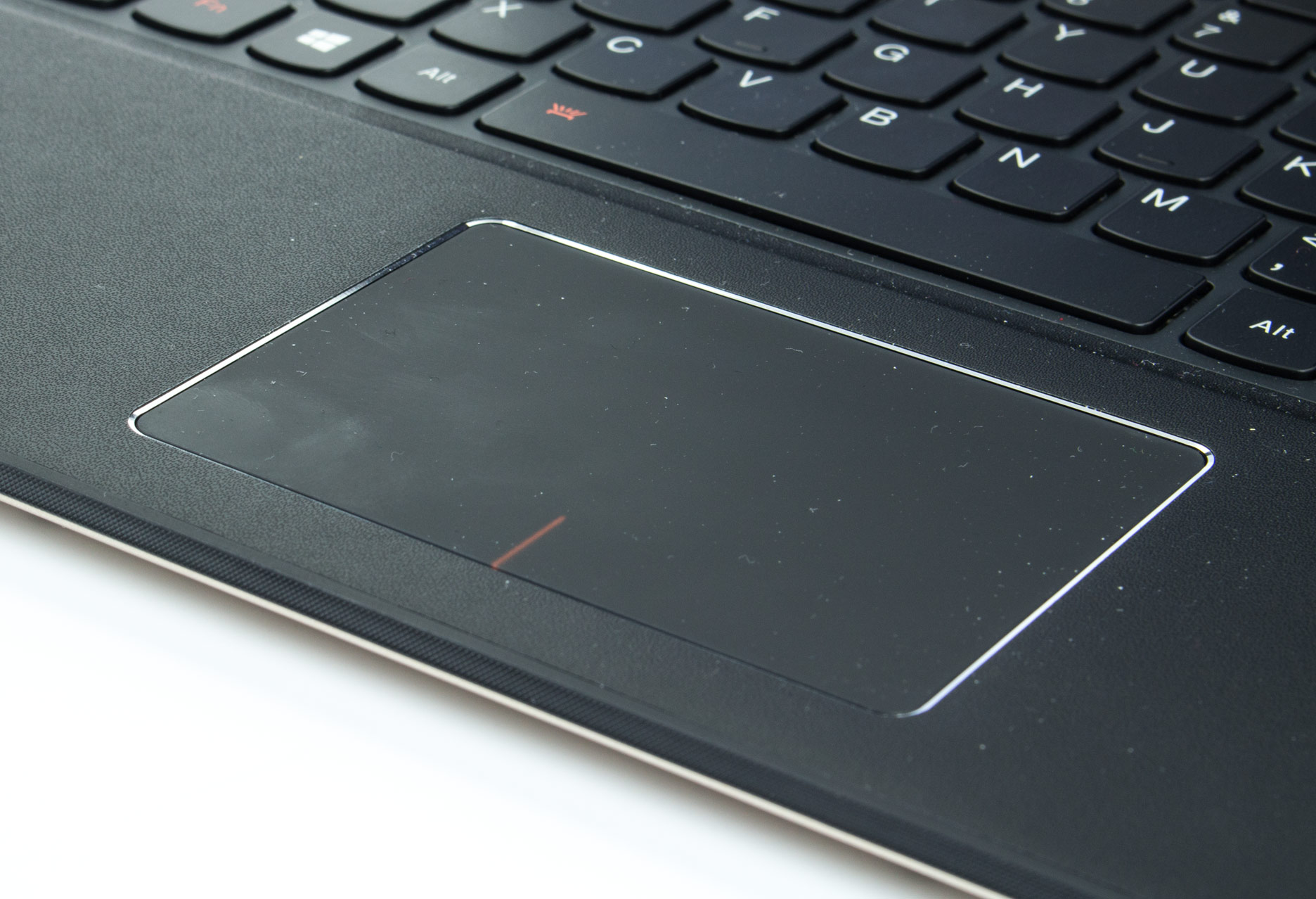 Lenovo Yoga 900 touchpad