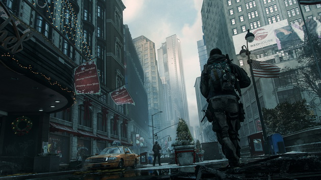 The Division - Nowy Jork