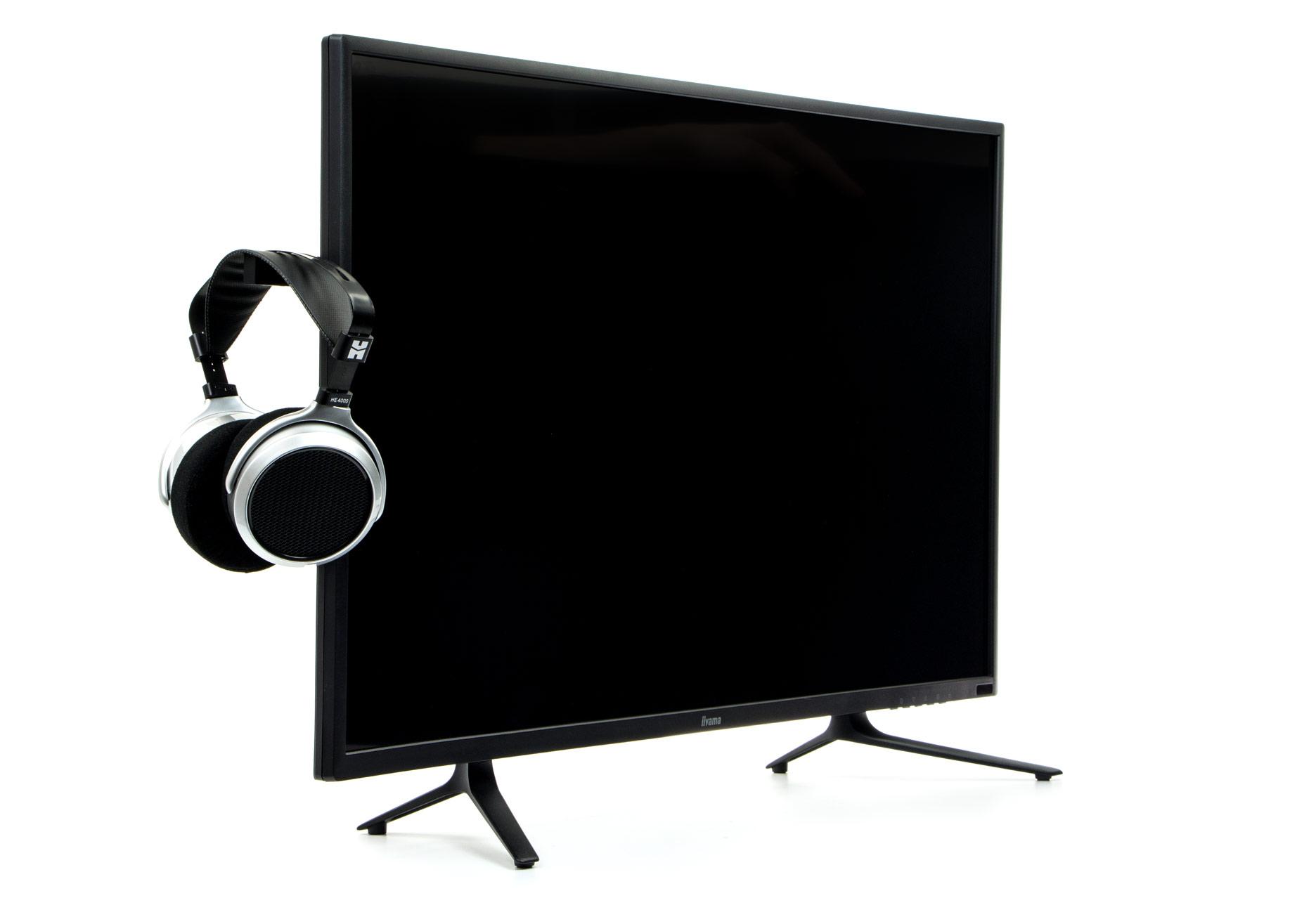 iiyama ProLite X4071UHSU-B1 wieszak na słuchawki