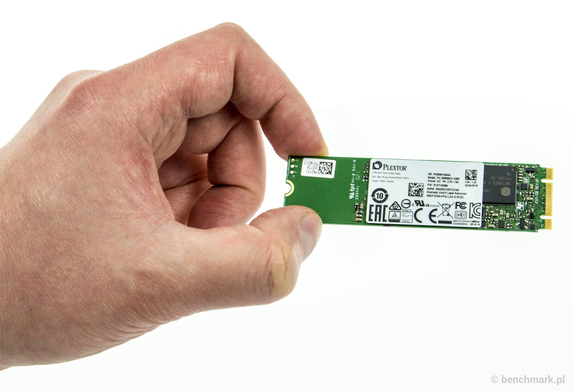 Plextor M6GV 256 GB dysk SSD