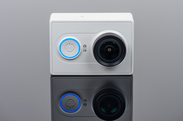 Xiaoyi Action Camera - test i recenzja