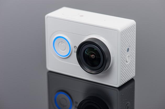 Xiaoyi Action Camera - przód