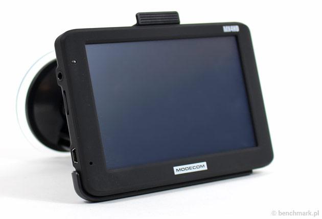 MODECOM FreeWAY MX4HD test nawigacji samochodowej