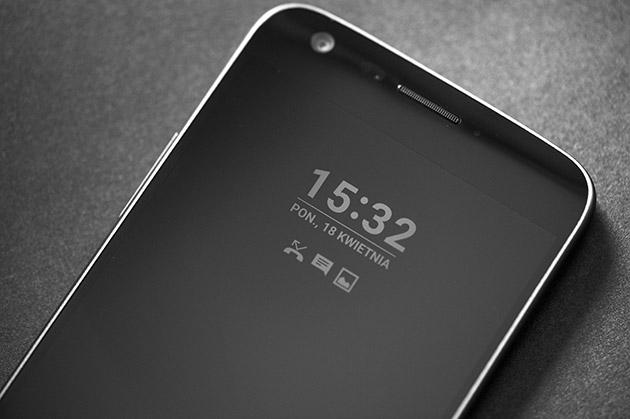 LG G5 - always on