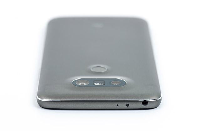 LG G5 - wyjście słuchawkowe