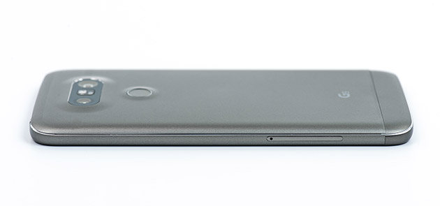 LG G5 - prawy bok