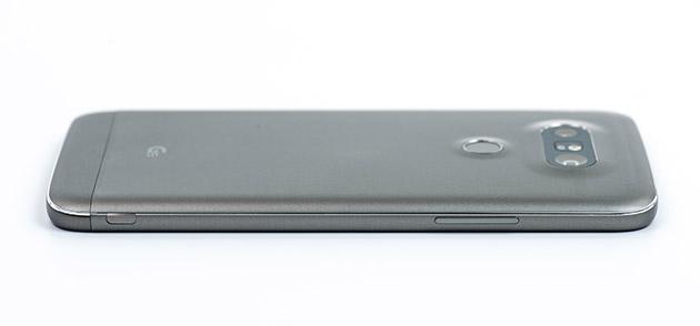 LG G5 - lewy bok
