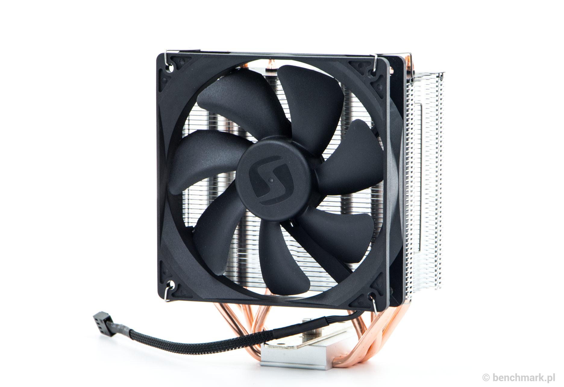 SilentiumPC Fera 3 HE 1224 chłodzenie procesora - wentylator