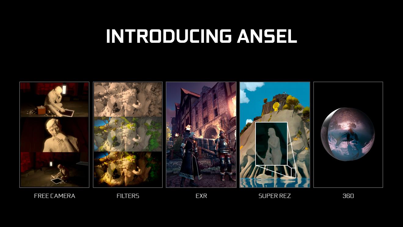 Nvidia - Ansel