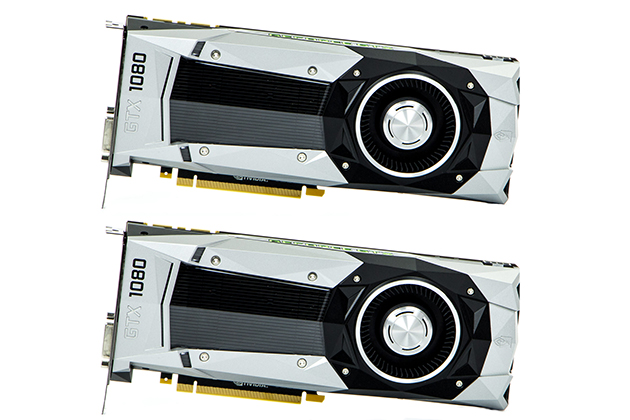 2x GeForce GTX 1080 (SLI)