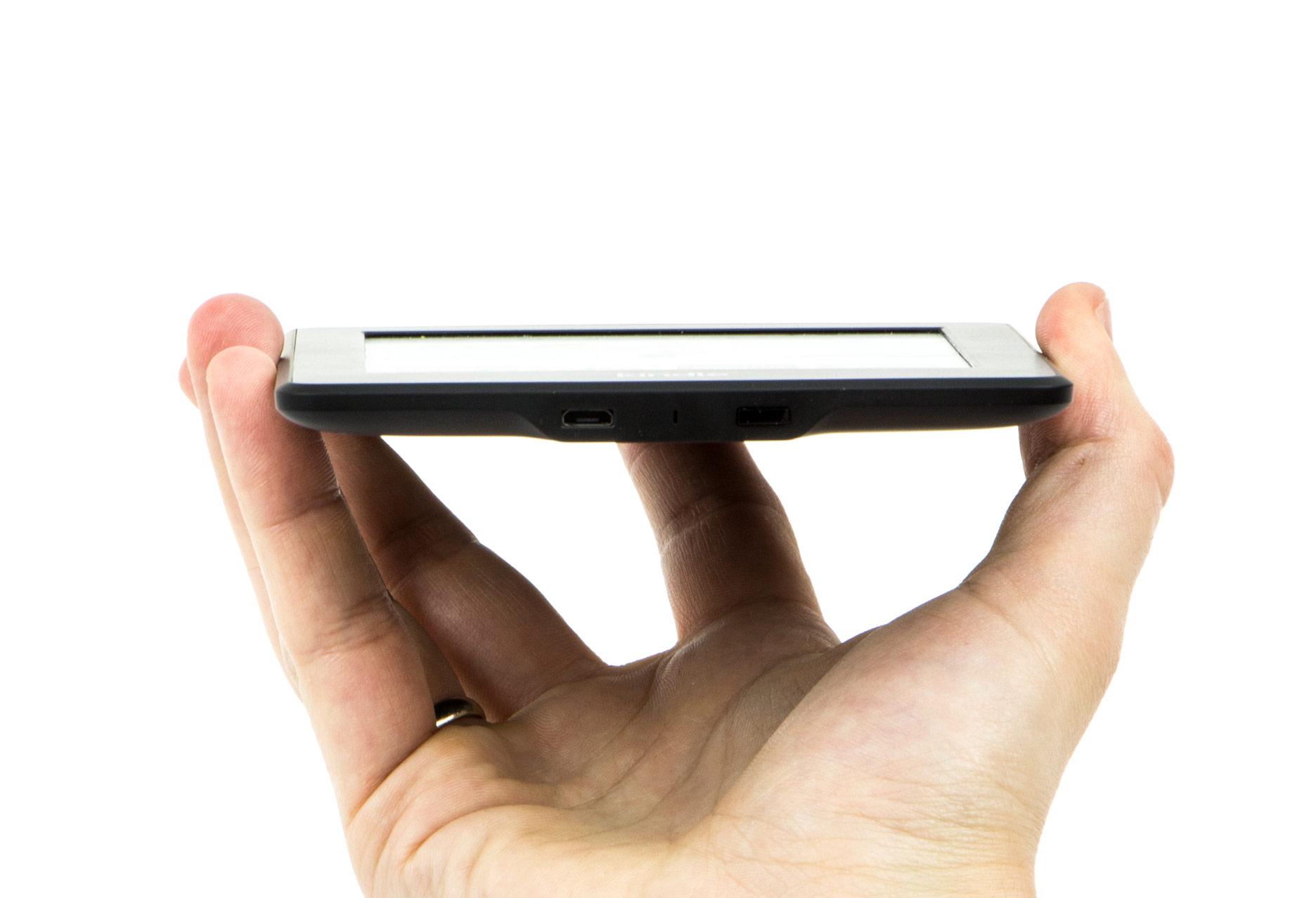 Kindle Paperwhite 3 złącza