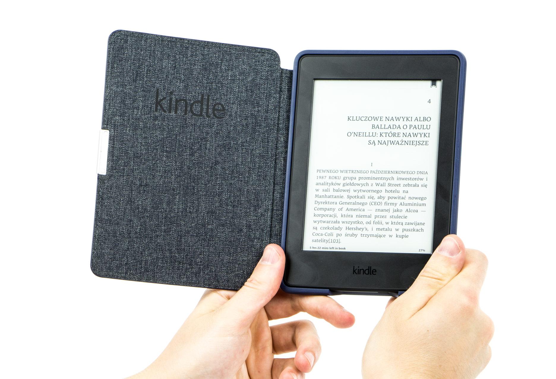 Kindle Paperwhite 3 okładka