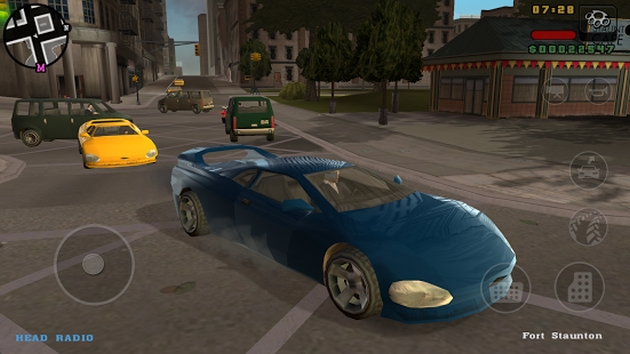 GTA Liberty City Stories 1