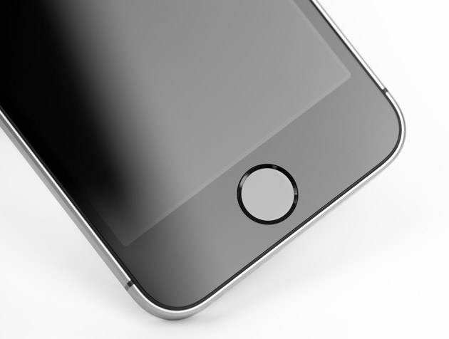 iPhone SE - Touch ID