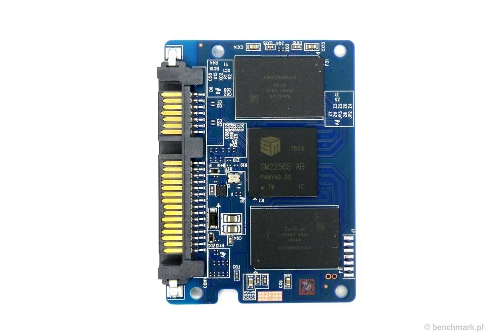 SanDisk SSD Plus 120 GB - test