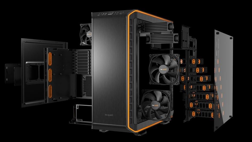 be quiet! Dark Base Pro 900 - budowa