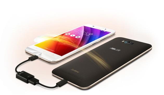 Asus Zenfone Max powerbank