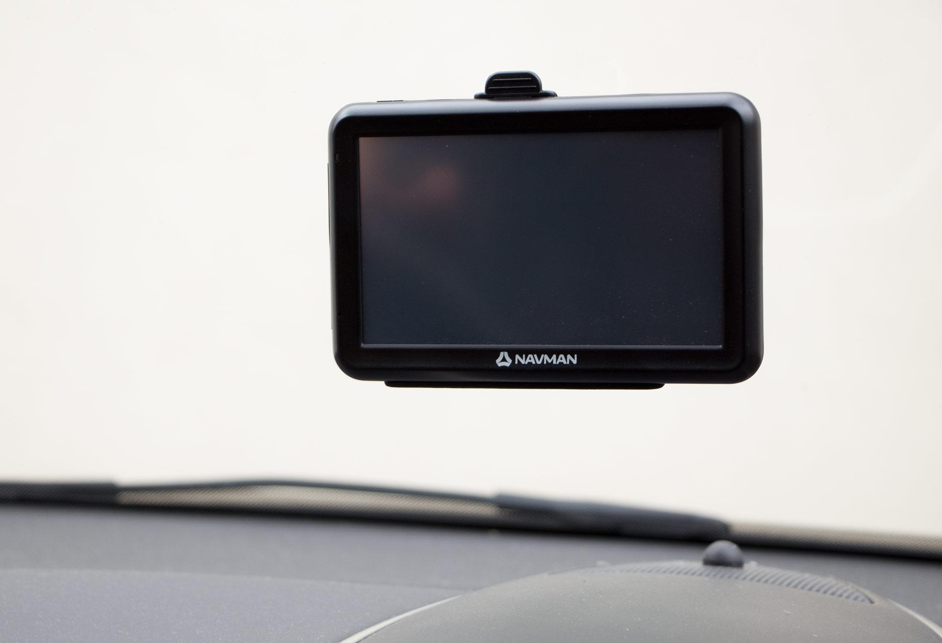 NAVMAN 5000 LM - front