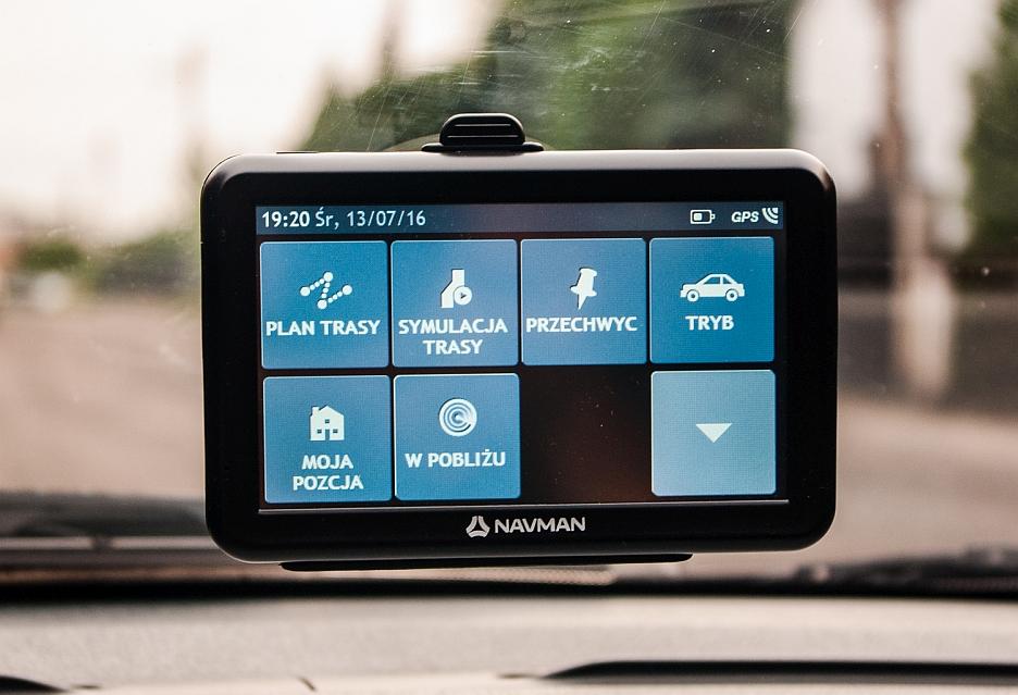NAVMAN 5000 LM - menu2