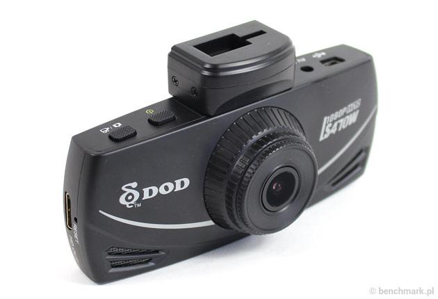Wideorejestrator DOD LS470W