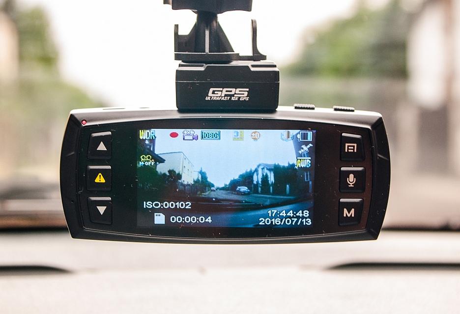 DOD LS470W - nagrywanie